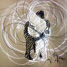 The Embrace, (Energetic Hug) by Rich McLean