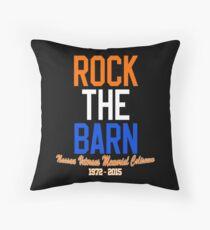 Rock the Barn!  Throw Pillow