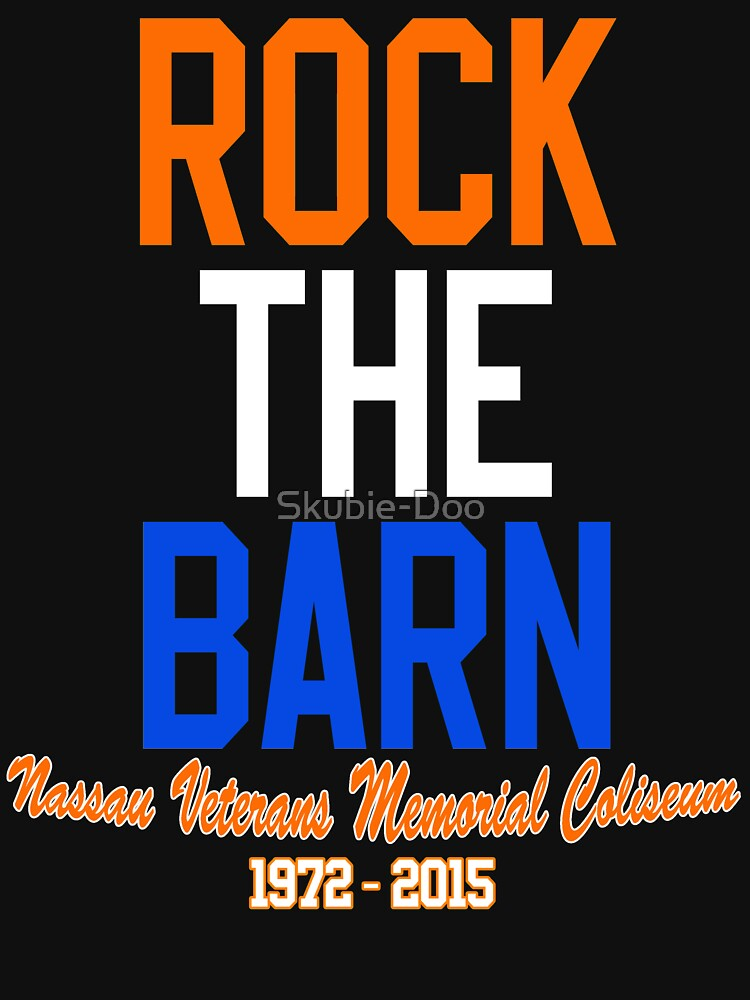 Rock the Barn!    Unisex T-Shirt