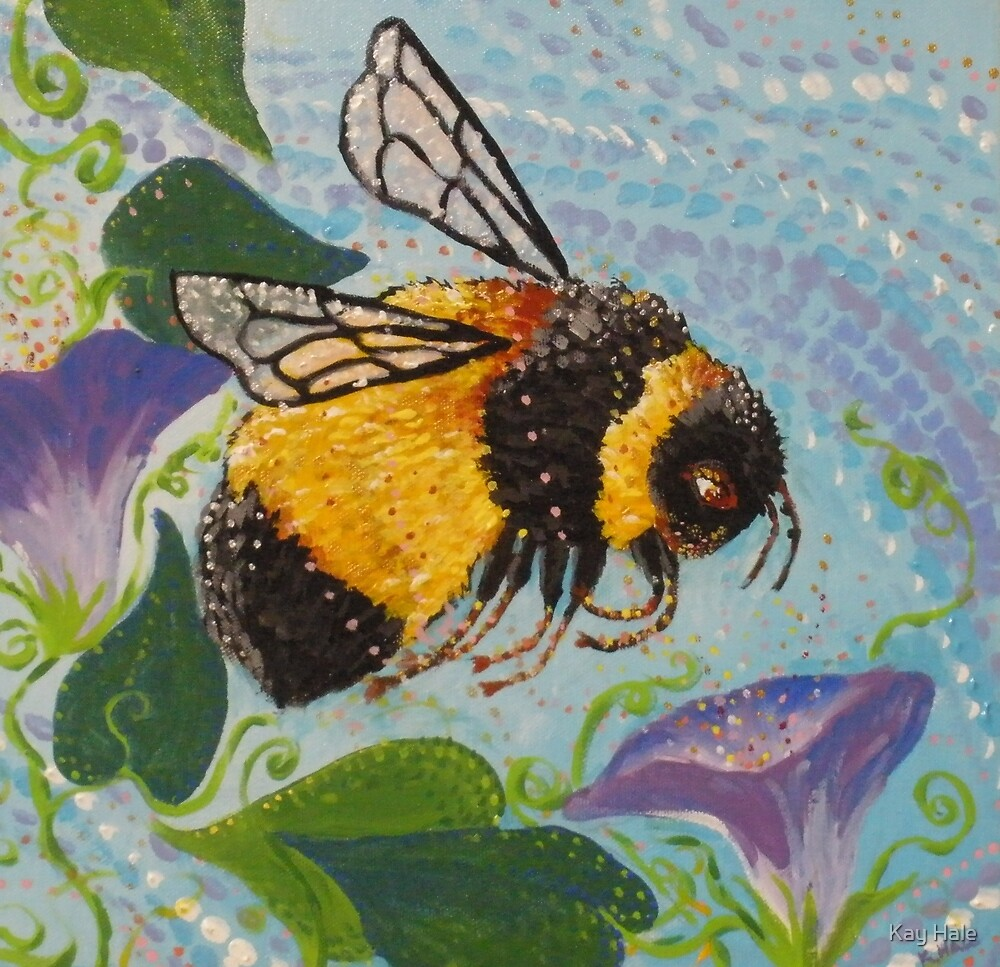 Miss Bumble by Kay Hale