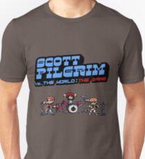 Scott Pilgrim Vs The World The Game T-Shirt