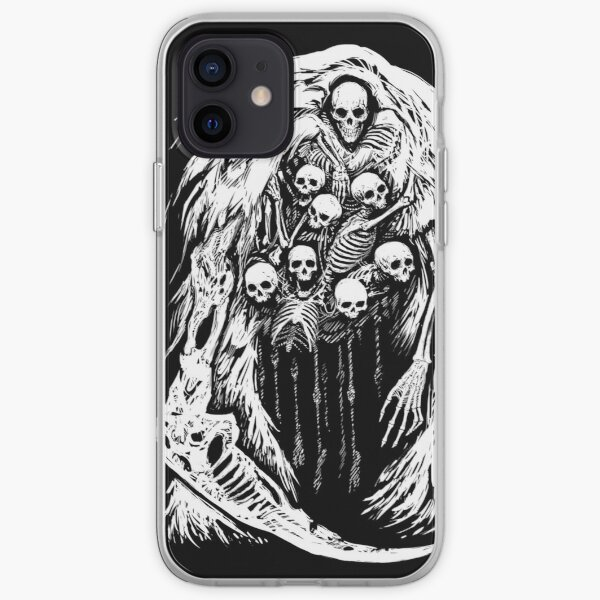 The Gravelord iPhone Soft Case