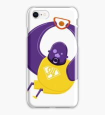 Super Shaq iPhone Case/Skin