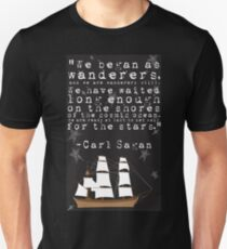 Wanderers Unisex T-Shirt