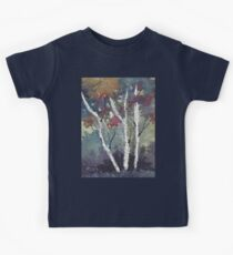 The Dark Forest  Kids Tee