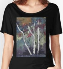 The Dark Forest  Women's Relaxed Fit T-Shirt