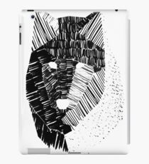 Wolf Mask iPad Case/Skin
