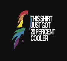 20% Cooler MLP | Unisex T-Shirt