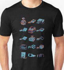 Camiseta unisex Reunión familiar