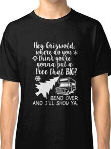Hey Griswold T-Shirt, Funny Men Women Love Christmas Gift Classic T-Shirt