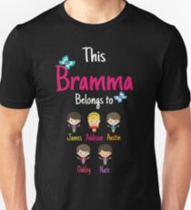 This Bramma belongs to James Addison Austin Oakley Nate T-Shirt