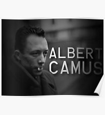 Albert Camus: Posters | Redbubble