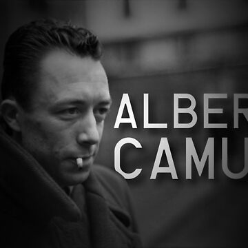 Albert Camus by Epicloud