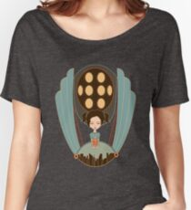 Bioshock little sister cool design Women's Relaxed Fit T-Shirt
