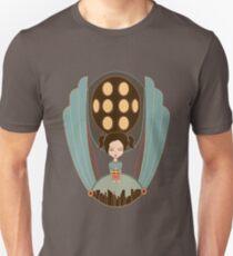 Bioshock little sister cool design Unisex T-Shirt