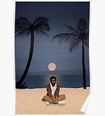 Late Night in KAUAI Poster