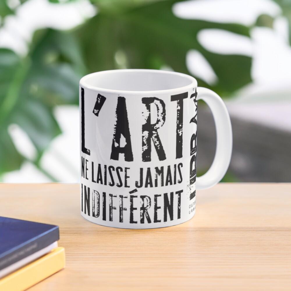 Mug «UrbArt® - Art visuel-01»