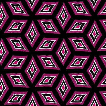 Purple Illusions by snarkypinktees