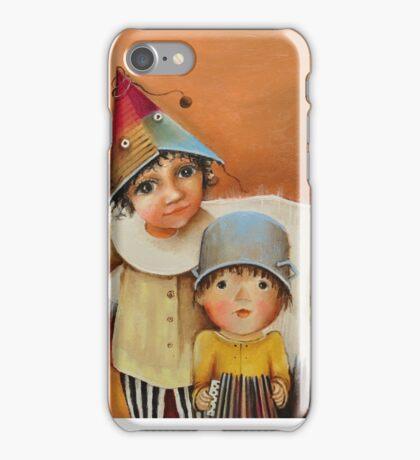 Guardian Angel iPhone Case/Skin