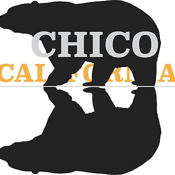 Chico California by hiltondesigns