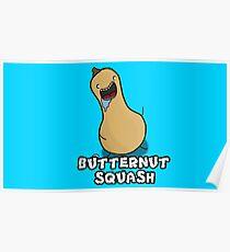 Butternut Squash Poster