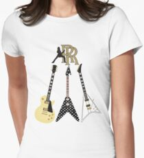 Randy Rhoads Collection Women's Fitted T-Shirt