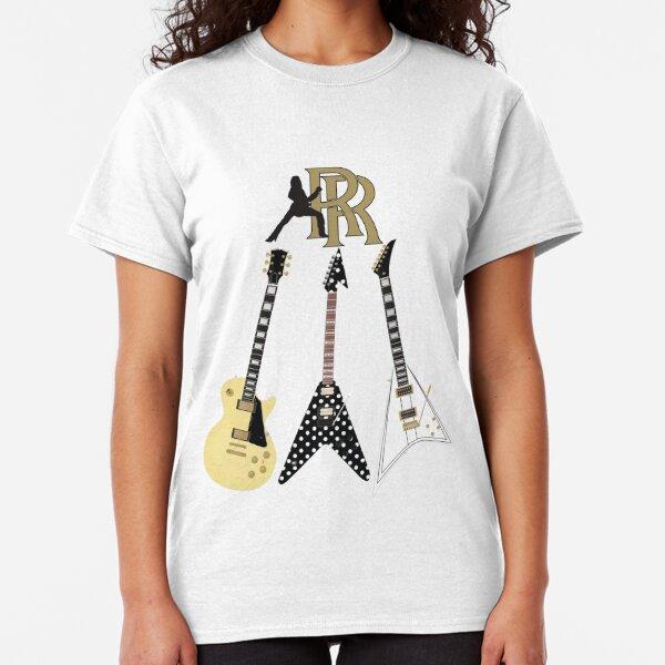 T-shirt homme Worlds Greatest Guitar papa musique guitariste acoustique électrique cadeau