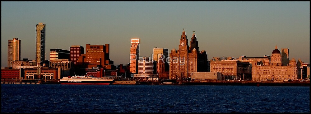 Liverpool Waterfront by Paul Reay