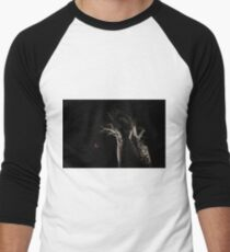 The Blood Moon And The Boab Tree Men's Baseball ¾ T-Shirt