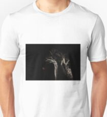 The Blood Moon And The Boab Tree Unisex T-Shirt
