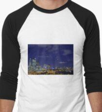 Lunar Eclipse - Perth Western Australia  Men's Baseball ¾ T-Shirt