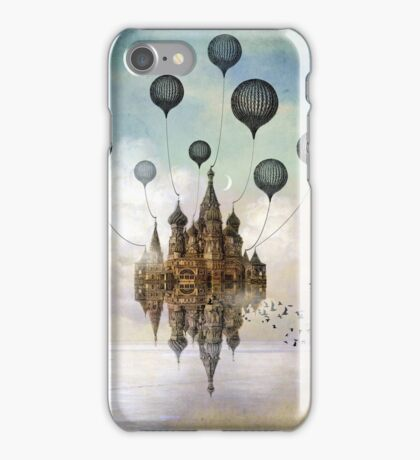 Journey to the East iPhone Case/Skin