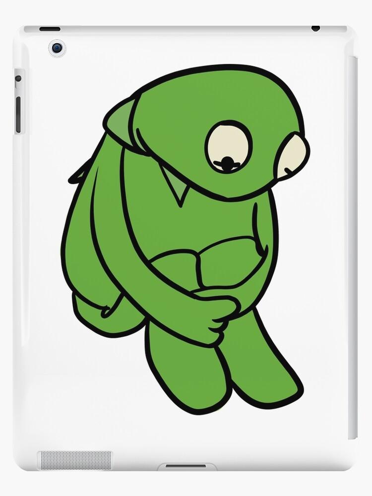 Sad Kermit by pixelphase