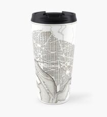 Washington-Washington DC-1800 Travel Mug