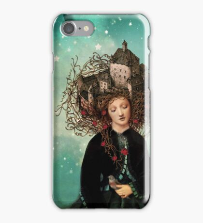 Sleeping beauty's dream iPhone Case/Skin