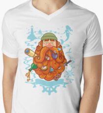 Sailor Men's V-Neck T-Shirt