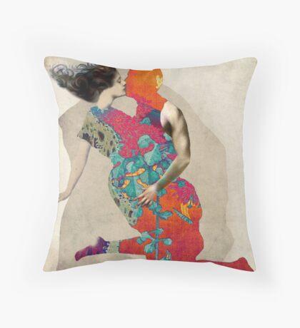 Love is a Tango Throw Pillow