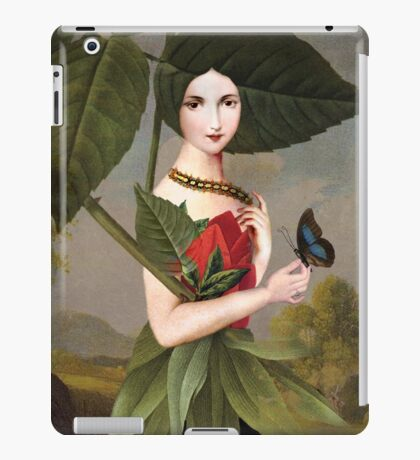 The Rose Garden iPad Case/Skin