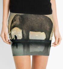 Silent night Mini Skirt