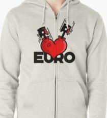 Heart Engine (1) Zipped Hoodie