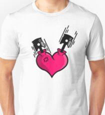 Heart Engine (2) T-Shirt