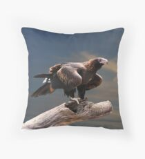 The Mighty! Throw Pillow