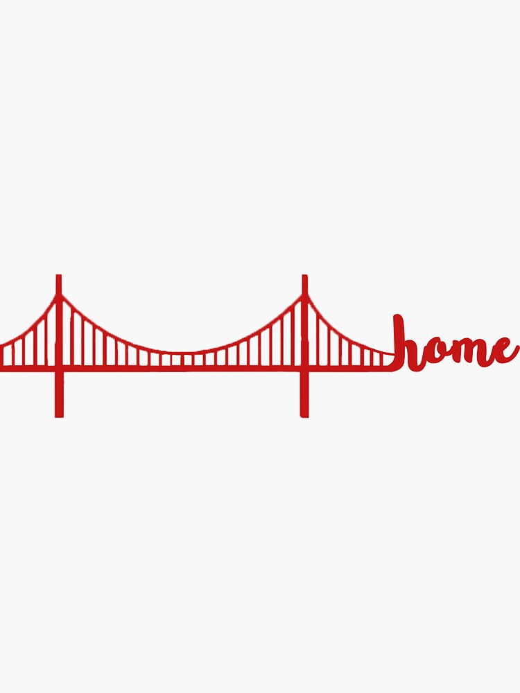 bay area is home by jackiekeating