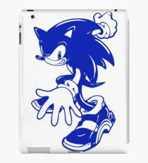 Sonic the Hedgehog [Blue] iPad Case/Skin