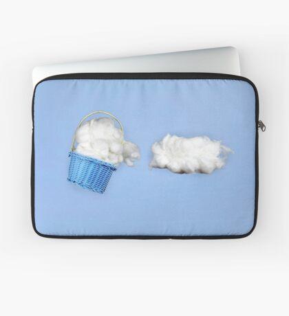 Der Wolkenharvester Laptoptasche