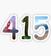 415  Sticker