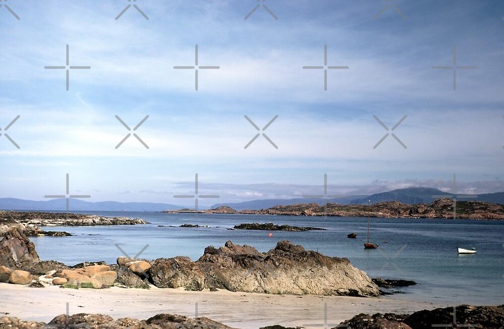 The Rocky South Eastern Coast of Iona by John Morris