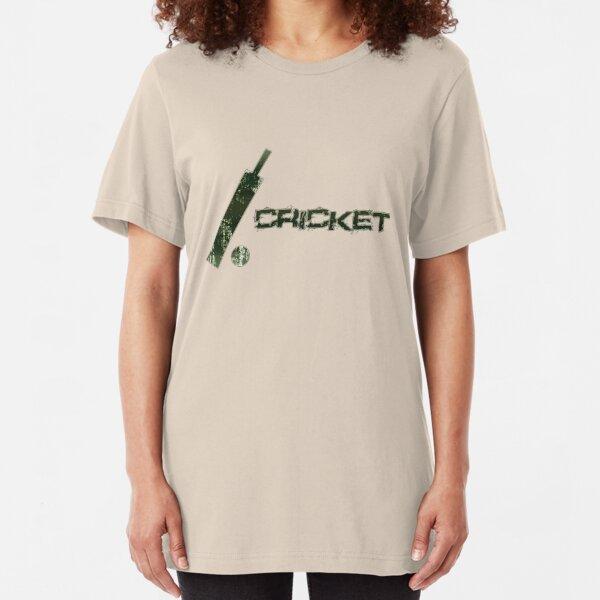 cricket Slim Fit T-Shirt