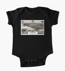 Newport News-Virginia-1891 One Piece - Short Sleeve