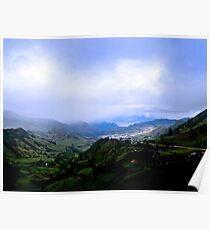 Yunguilla Valley, Ecuador Poster